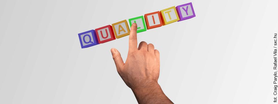 Zarządzanie jakością czy zarządzanie przez jakość? – część 1