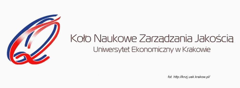 8 zasad zarządzania jakością w Kole Naukowym Zarządzania Jakością na Uniwersytecie Ekonomicznym w Krakowie