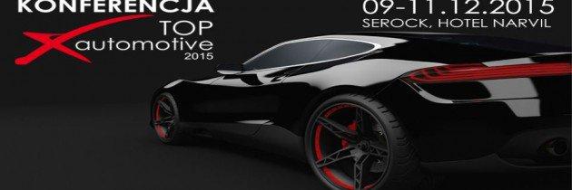 TOP automotive 2015 – podsumowanie konferencji