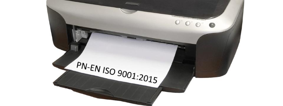 PN-EN ISO 9001:2015 opublikowana