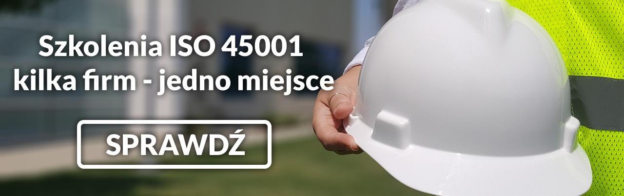 Nowy termin przejścia na ISO 45001